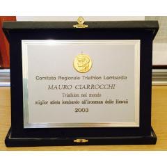 Premio delle regione per la prima partecipazione alle Hawaii