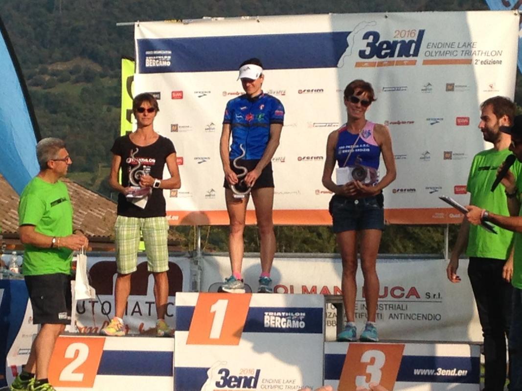 afec9da1f06c Ancora podio per l'attuale campionessa Nazionale categoria M1. La nostra  Silvia Vezzini che al termine di una bellissima gara in cui ha saputo  sfoggiare una ...